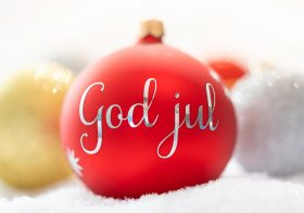 God jul (Merry Christmas)